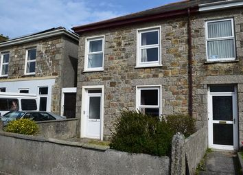Thumbnail 3 bed end terrace house for sale in Dolcoath Road, Camborne