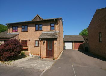 Thumbnail 2 bedroom semi-detached house for sale in Parklands Rise, Minehead