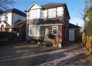 4 bed detached house for sale in Gawsworth Road, Macclesfield SK11