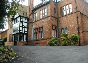 Thumbnail 2 bedroom flat to rent in Shrewsbury Road, Prenton