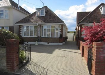Thumbnail 3 bedroom detached bungalow for sale in Cox Avenue, Bournemouth