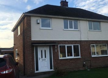 Thumbnail 2 bedroom semi-detached house to rent in Coniston Road, Fulwood, Preston, Lancashire