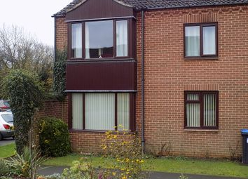Thumbnail 1 bed flat for sale in Wyaston Gardens, Ashbourne