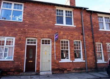 Thumbnail 2 bed terraced house for sale in Hartoft Street, York
