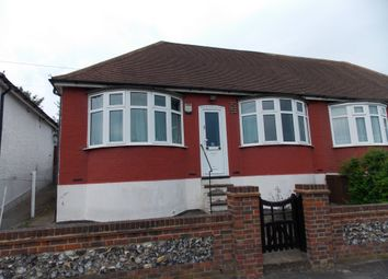 Thumbnail 2 bed semi-detached bungalow for sale in Delce Road, Rochester