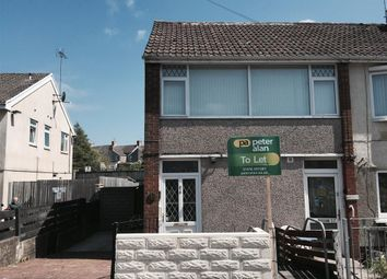 Thumbnail 2 bed flat to rent in Brook Street, Bridgend