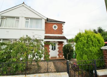 Thumbnail 3 bed semi-detached house for sale in Kerswill Road, Exeter