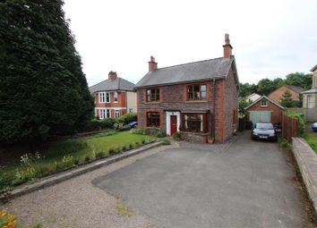 Thumbnail 4 bed detached house for sale in Newgate Street, Llanfaes, Brecon