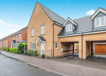 Thumbnail 4 bed link-detached house for sale in Buckthorn Road, Hampton Hargate, Peterborough