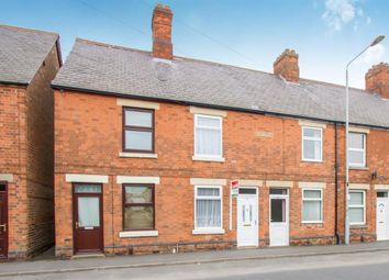 Thumbnail 3 bed terraced house to rent in Saxby Road, Melton Mowbray