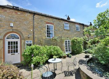 Thumbnail 3 bed terraced house for sale in Canwick Hall Mews, Hall Drive, Canwick, Lincoln