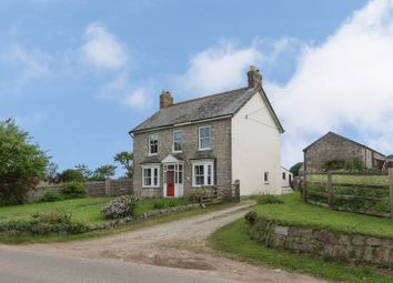 Thumbnail 5 bed detached house for sale in Townshend, Hayle