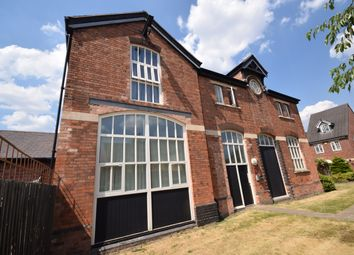 Thumbnail 1 bed flat to rent in Caroline Court, Burton-On-Trent