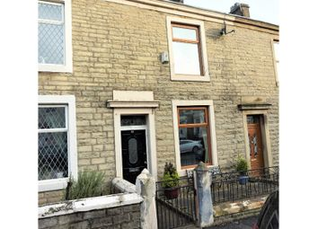 Thumbnail 2 bed terraced house for sale in Lomax Street, Great Harwood