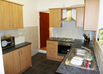 Thumbnail 4 bed shared accommodation to rent in Tennyson Street, Off London Road, Leicester