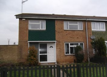 Thumbnail 1 bedroom flat to rent in Clee Rise, Northampton