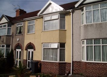 Thumbnail Terraced house to rent in Lodge Causeway, Fishponds, Bristol