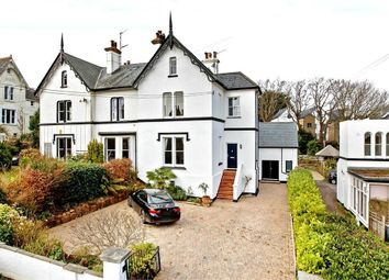 Thumbnail 5 bedroom semi-detached house for sale in Westbourne Terrace, Budleigh Salterton