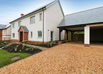Thumbnail 5 bed detached house for sale in The Blossom, Rockbeare, Exeter