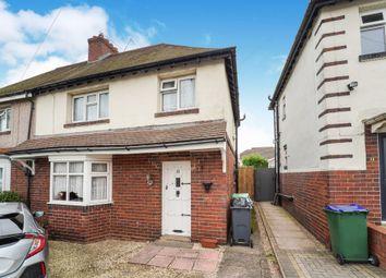 Thumbnail Semi-detached house for sale in Highbury Road, Oldbury