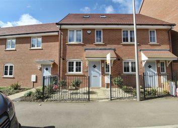 Thumbnail 3 bed terraced house for sale in Santa Cruz Avenue, Newton Leys, Milton Keynes