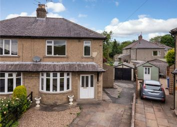Thumbnail 3 bed semi-detached house for sale in Ingfield Crescent, Settle, North Yorkshire