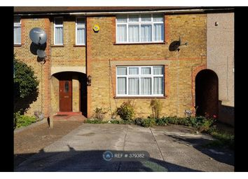 Thumbnail 3 bed terraced house to rent in Montagu Gardens, London