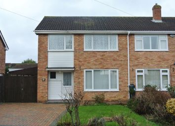 Thumbnail 3 bed semi-detached house for sale in Laynes Road, Hucclecote, Gloucester