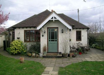 Thumbnail 3 bed detached bungalow to rent in Sutton Road, Cookham, Maidenhead