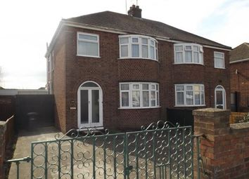 Thumbnail 3 bed semi-detached house for sale in Southfields Avenue, Stanground, Peterborough, Cambridgeshire
