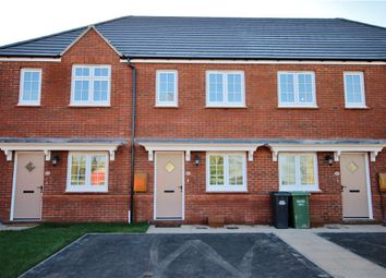 Thumbnail 2 bed terraced house to rent in Choules Close, Pershore, Worcestershire