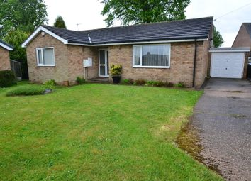 Thumbnail 3 bed detached bungalow to rent in Cliffe Close, Brierley, Barnsley