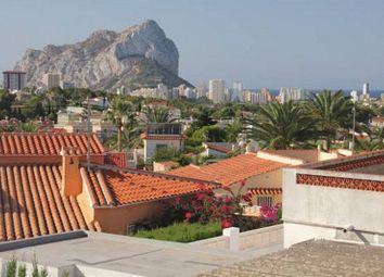 Thumbnail 3 bed detached house for sale in Partida Cometa I, 60, 03710 Calp, Alicante, Spain