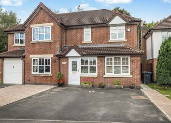 Thumbnail 5 bed detached house for sale in Hedgerows Road, Leyland