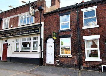 2 bed terraced house for sale in Werrington Road, Bucknall, Stoke-On-Trent ST2