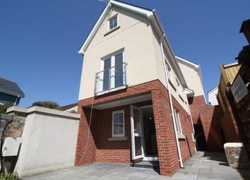 Thumbnail 3 bed town house for sale in 2 Lareys Mews, Dawlish Road, Teignmouth, Devon