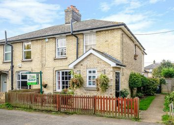 Thumbnail 3 bed semi-detached house for sale in Monks Cottages, Hunts End, Buckden, St. Neots