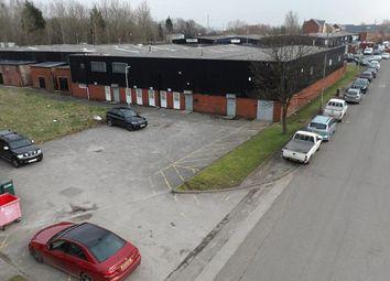 Thumbnail Light industrial to let in Unit 1, Burnell Road, Thornton Road Industrial Estate, Ellesmere Port