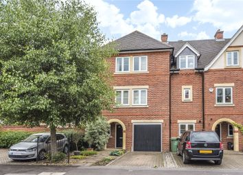 Thumbnail 4 bed end terrace house for sale in Augustine Way, Oxford
