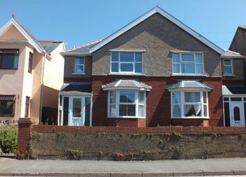 Thumbnail 3 bed terraced house to rent in Priory Road, Milford Haven, Pembrokeshire