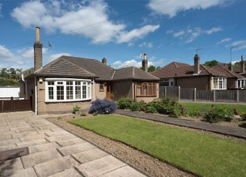 Thumbnail 2 bedroom semi-detached bungalow for sale in Stainbeck Road, Leeds, West Yorkshire