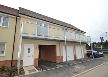 Thumbnail 2 bed flat to rent in Maritime Approach, Rowhedge, Colchester, Essex
