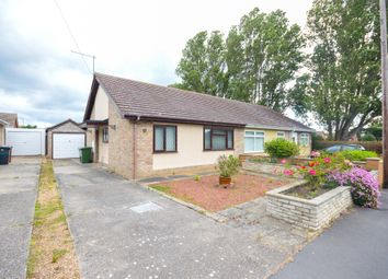 Thumbnail 2 bed semi-detached bungalow for sale in Brooke Avenue, Caister-On-Sea, Great Yarmouth