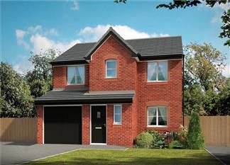 Thumbnail 4 bed detached house for sale in Ingleborough Road, Prenton, Birkenhead