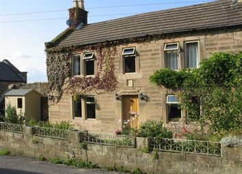 Thumbnail 2 bed cottage to rent in Thatchers Lane, Tansley, Matlock