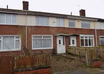 Thumbnail 2 bed terraced house for sale in Tithe Barn Road, Hardwick, Stockton-On-Tees