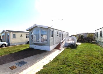 Thumbnail 3 bed mobile/park home for sale in Flag Hill, Great Bentley, Colchester