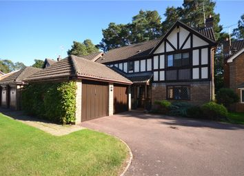 4 bed detached house for sale in Polyanthus Way, Crowthorne, Berkshire RG45