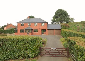 Thumbnail 3 bed detached house to rent in Heyope, Knighton
