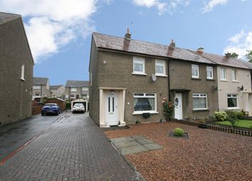 Thumbnail 2 bed end terrace house for sale in Bantaskine Drive, Falkirk